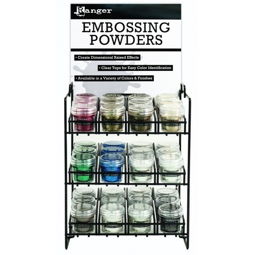Ranger Embossing Powder 34ml - display specialty 1 (48pcs) EWR37651