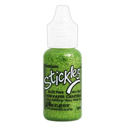 Ranger Stickles Glitter Glue 15ml - seafoam SGG39792