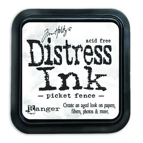 Ranger Distress picket fence ink pad TIM40781 Tim Holtz