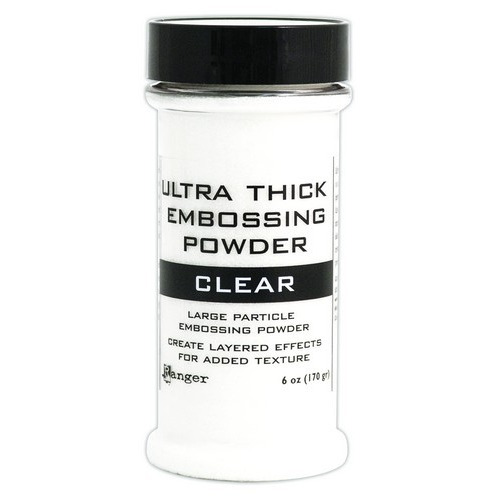 Ranger Ultra Thick Embossing Enamel (UTEE) - 170gr clear SUZ09283