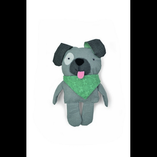 Sizzix Thinlits Plus Die - Dog softee 661691 Debi Potter (01-17)