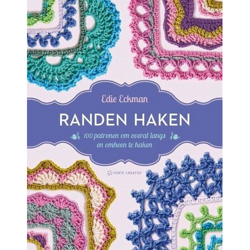 Forte Boek - Randen haken Edie Eckman (new 04-17)