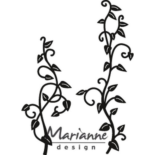 Marianne D Craftable Klimplant CR1396 9x16 cm (02-17)