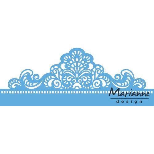 Marianne D Creatable Classic border LR0455 7x19cm (02-17)