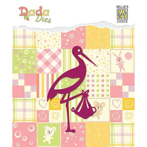 DADA - Baby serie - Stork