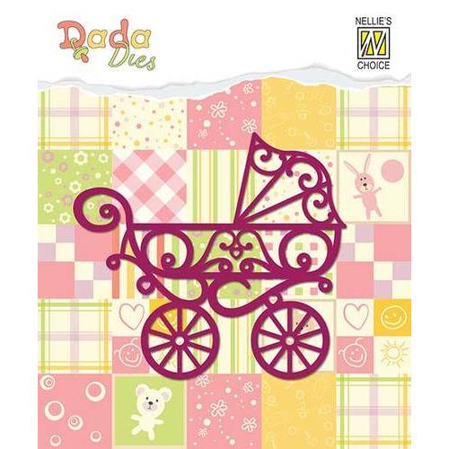 DADA - Baby serie - Pram