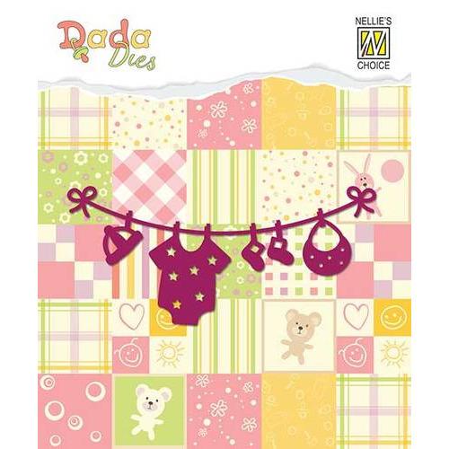 DADA - Baby serie - Clothesline