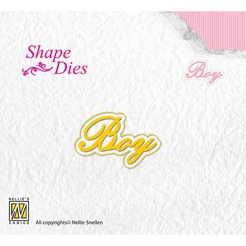Shape Dies - Boy