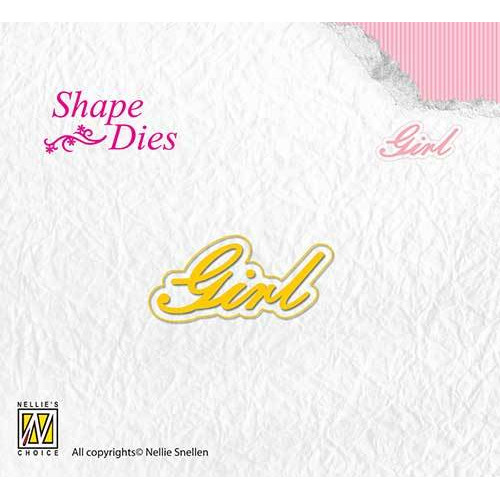 Shape Dies - Girl