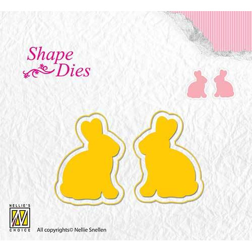 Shape Dies - Rabbits