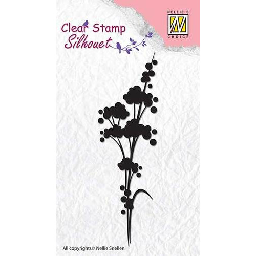 Clear stamps - Silhouet - Cotton