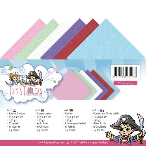 Linnenpakket - 4K - Yvonne Creations - Tots and Toddlers