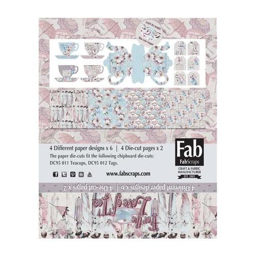 FabScraps Card Kit