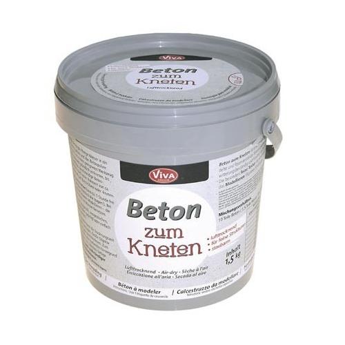 Beton zum Kneten 5,0 kg emmer