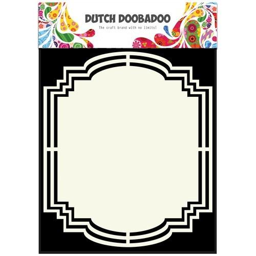 Dutch Doobadoo Dutch Shape Art frames label 2 A5 470.713.142 (02-17)