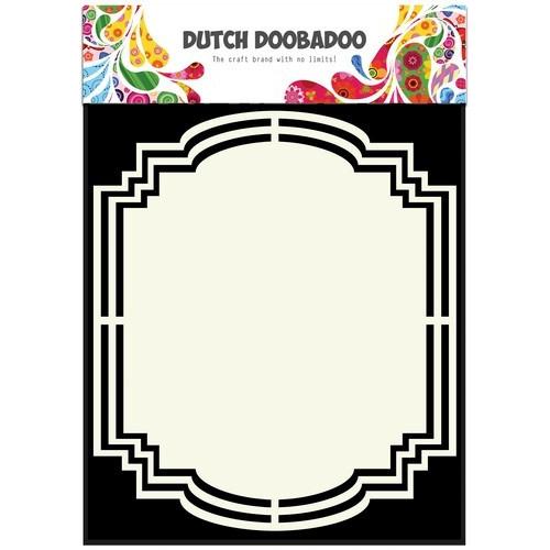 Dutch Doobadoo Dutch Shape Art frames label 2 A5 470.713.142 (02-17)