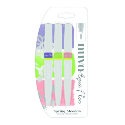 Nuvo aqua flow pens - spring meadow 893N