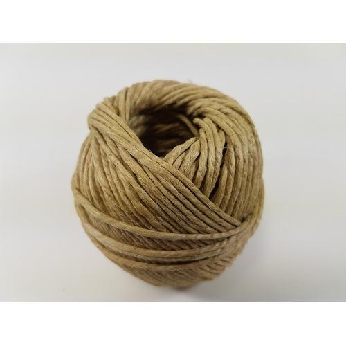 Vlas touw 2/6  1,5mm 100grs