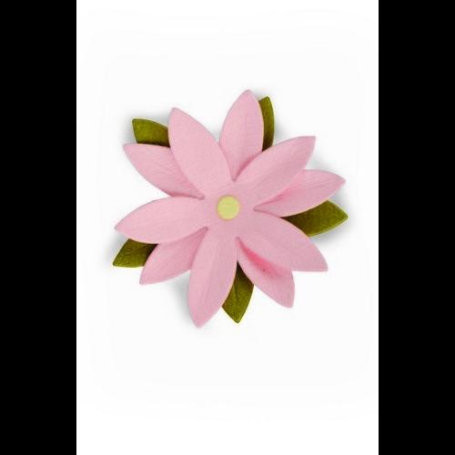Sizzix Thinlits Die - Pretty flower 661794 Samantha Barnett (04-17)