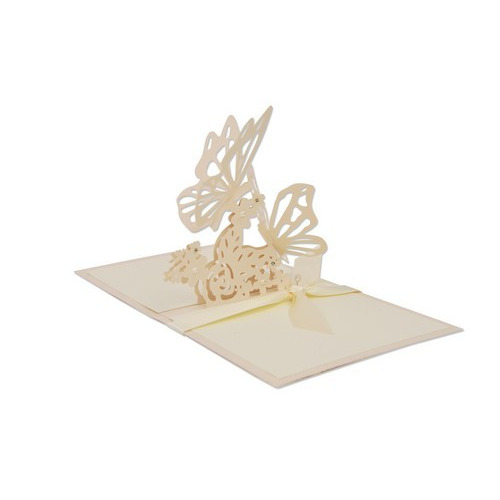 Sizzix Thinlits Die - Interlacing butterfly 662100 Samantha Barnett (04-17)