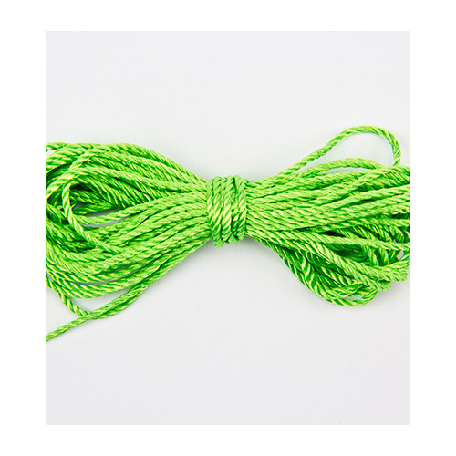 Twisted Cord, Green