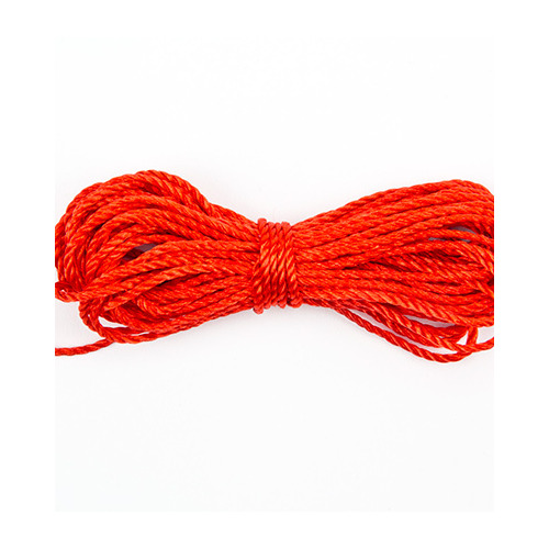 Twisted Cord, Red