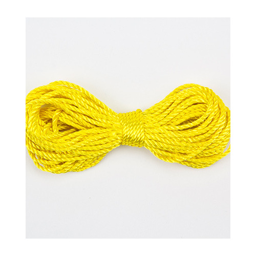 Twisted Cord, Yellow