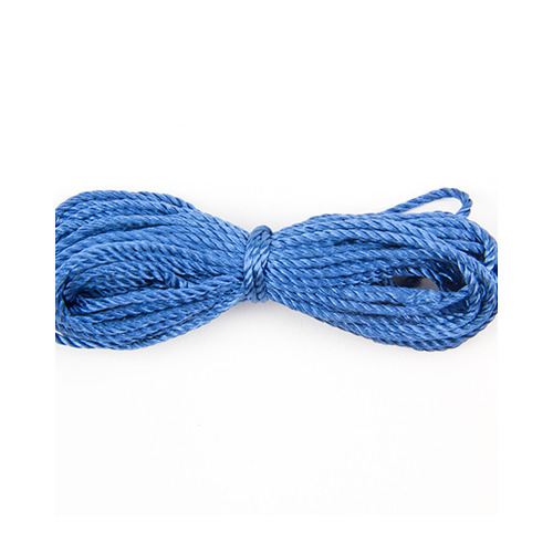 Twisted Cord, Royal Blue