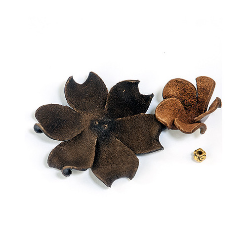 Flower Brown Set