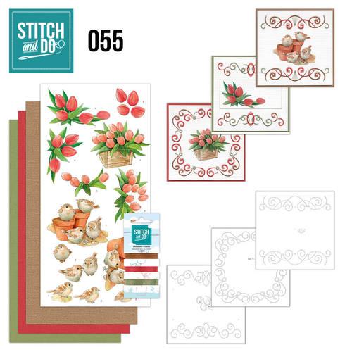 Stitch and Do 55 - Garden Classics