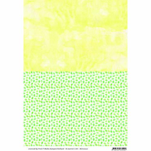 Background sheets - Jeanines Art - Garden Classics