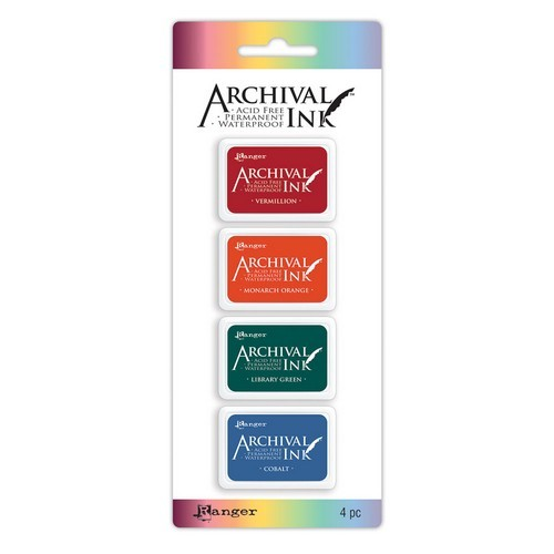 Ranger Archival Mini Ink Kit 1 AIMK57673