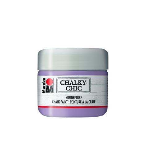 Chalky-chic 225 ml - Antiek paars