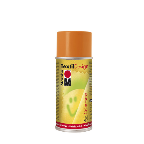 Textildesign 150 ML - Oranje
