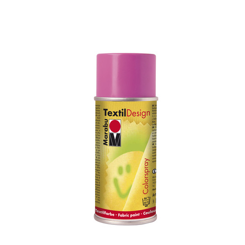 Textildesign 150 ML - Roze