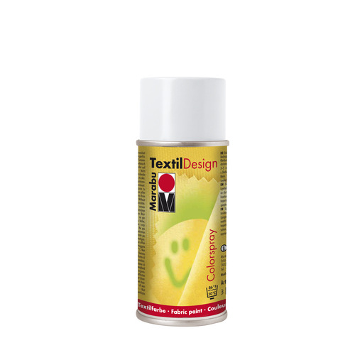 Textildesign 150 ML - Wit
