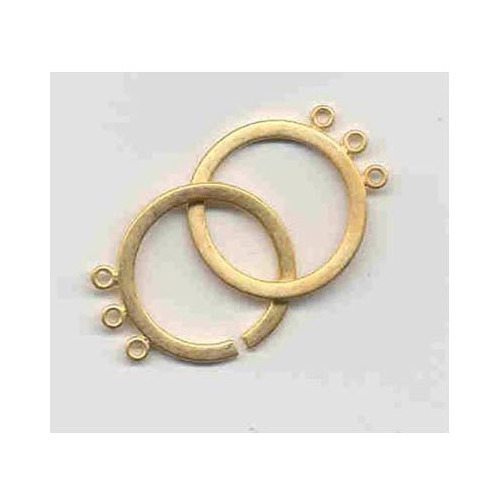 Metal Ring, goud (mat)