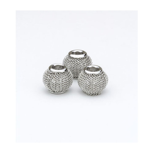 Net Beads, Platinum