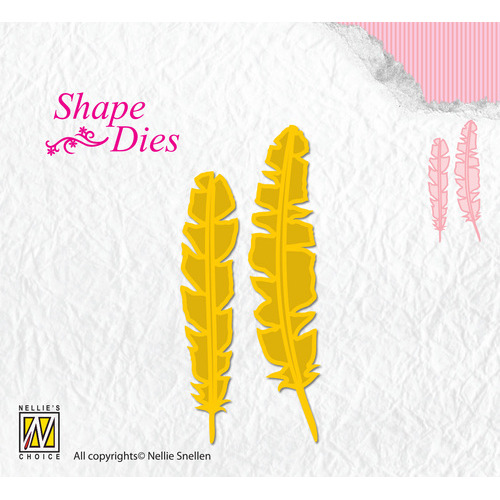 Shape Dies feathers