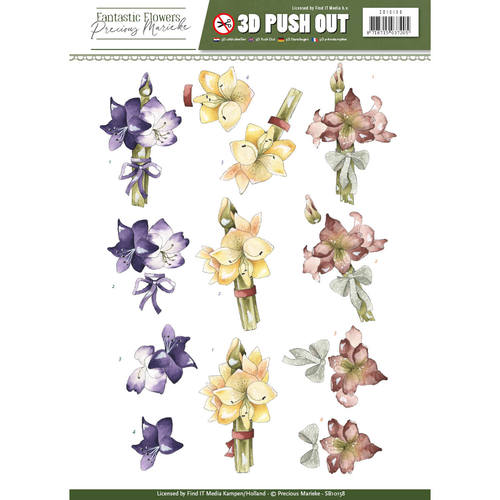 Pushout - Precious Marieke - Fantastic Flowers
