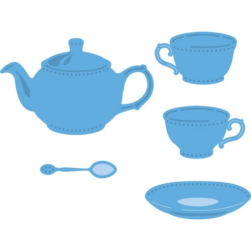 Marianne D Creatable Tea for you LR0462 12,0x14,0cm (04-17)
