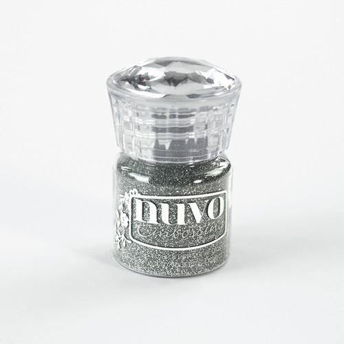 Nuvo Glitter embossing poeder - silver moonlight 597N