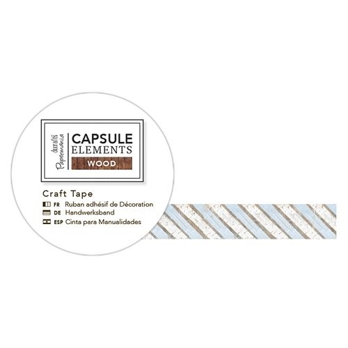 3m Craft Tape - Elements Wood - Stripe