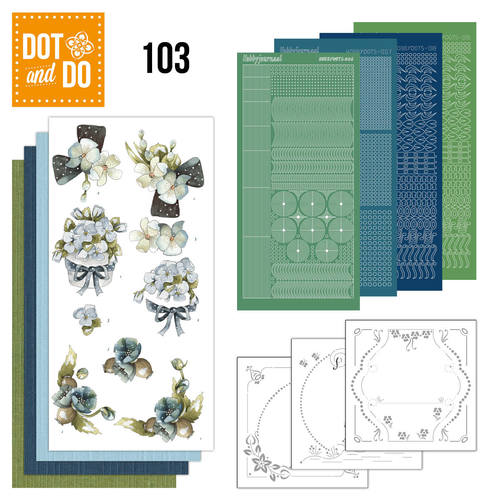 Dot and Do 103 - Fantastic flowers