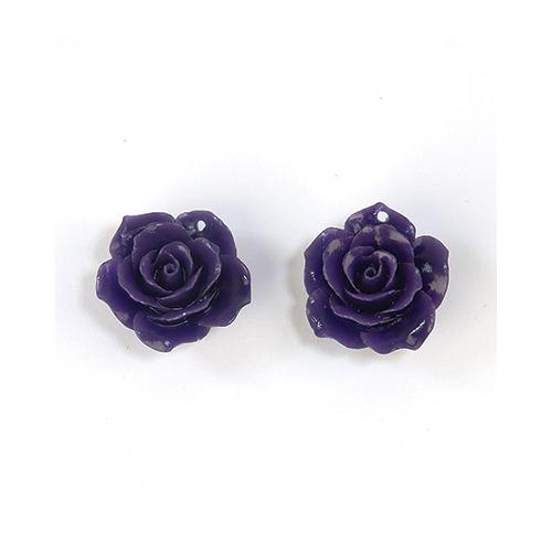 Rose hanger, Purple