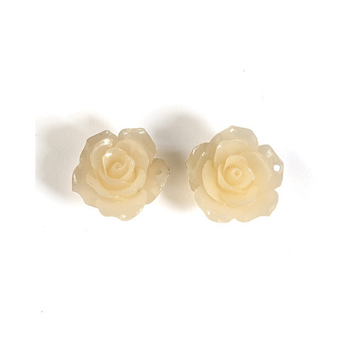 Rose hanger, White