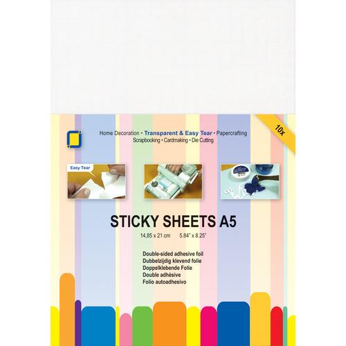 3.3235 Sticky Sheets A5 10 sheets