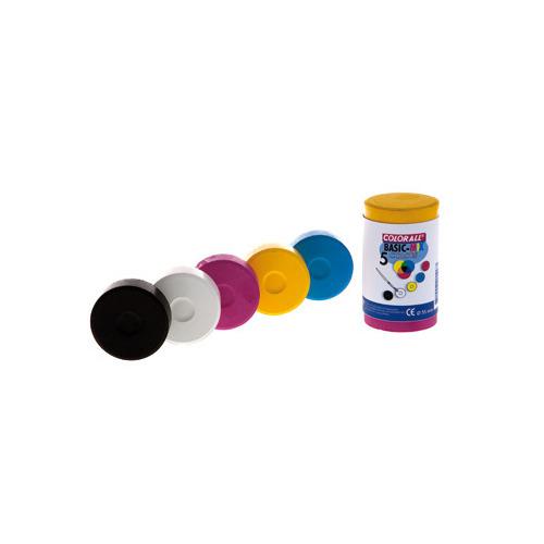 Basic-5 Mix Colors