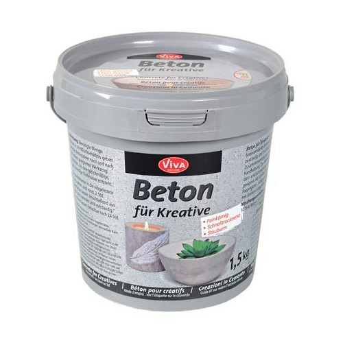 Beton fur Kreative