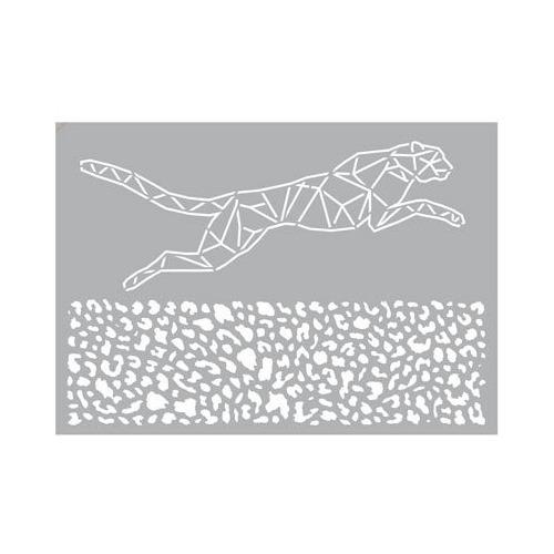 Zelfklevend Leopard